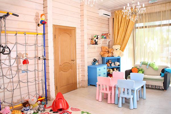 Гостевой дом Журавли ,Детская комната