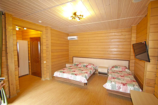Гостевой дом Журавли ,3-местный