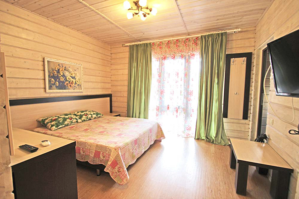 Гостевой дом Журавли ,2-комнатный