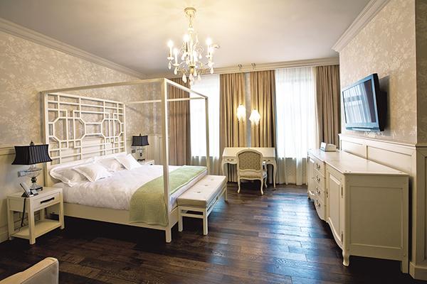 Бутик-отель Villa Sofia Boutique hotel,Люкс Представительский 2-местный