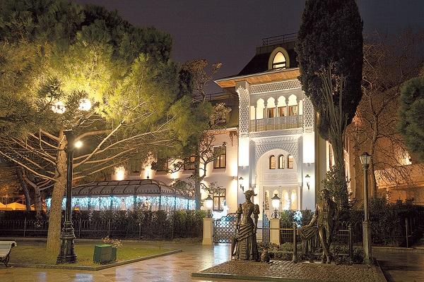 Бутик-отель Villa Sofia Boutique hotel,Внешний вид