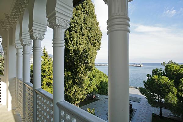 Бутик-отель Villa Sofia Boutique hotel,Терраса