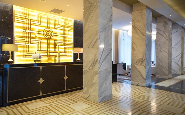 Отель Горки Отель Сьют (Gorky Hotel Suite),Reception