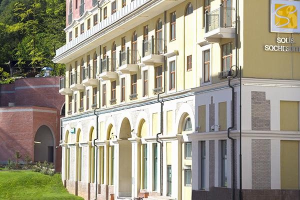 Отель Горки Отель Сьют (Gorky Hotel Suite),Facade