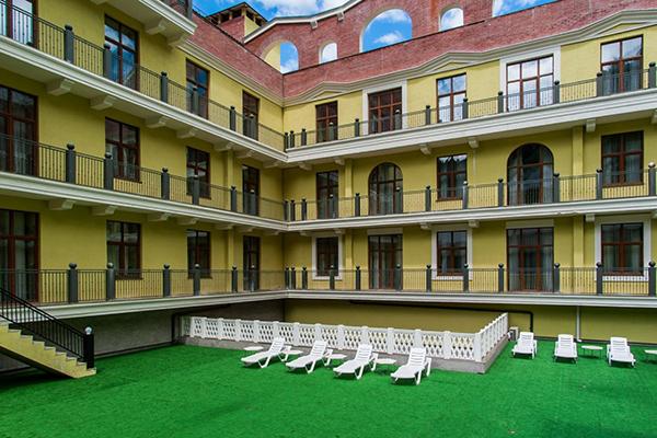 Отель Горки Отель Сьют (Gorky Hotel Suite),