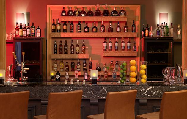 Отель Горки Отель Сьют (Gorky Hotel Suite),Le Chalet_bar2