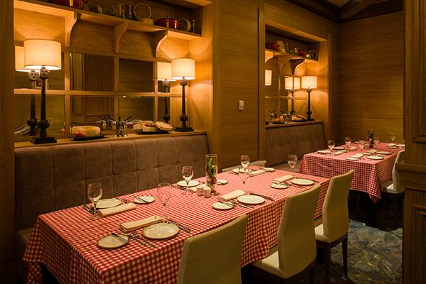 Отель Горки Отель Сьют (Gorky Hotel Suite),Ресторан Le Chalet