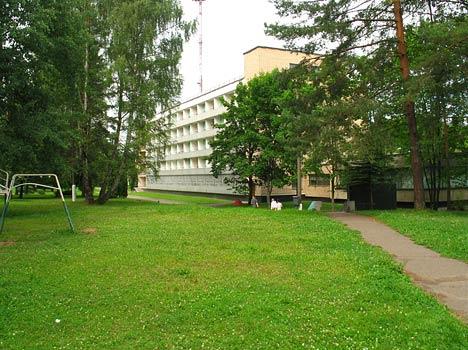 Дом отдыха Подмосковье (ЦВДО),Внешний вид