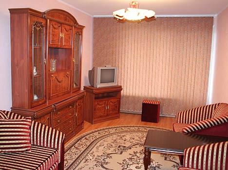 Дом отдыха Подмосковье (ЦВДО),Номер