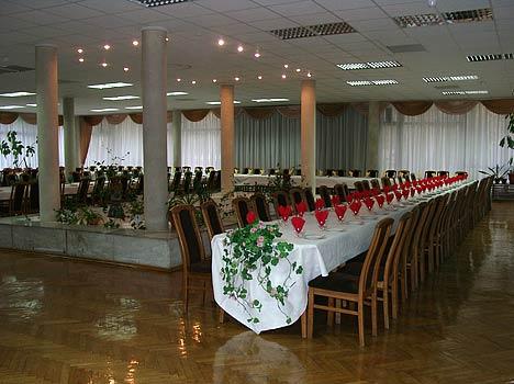 Дом отдыха Подмосковье (ЦВДО),Банкетный зал