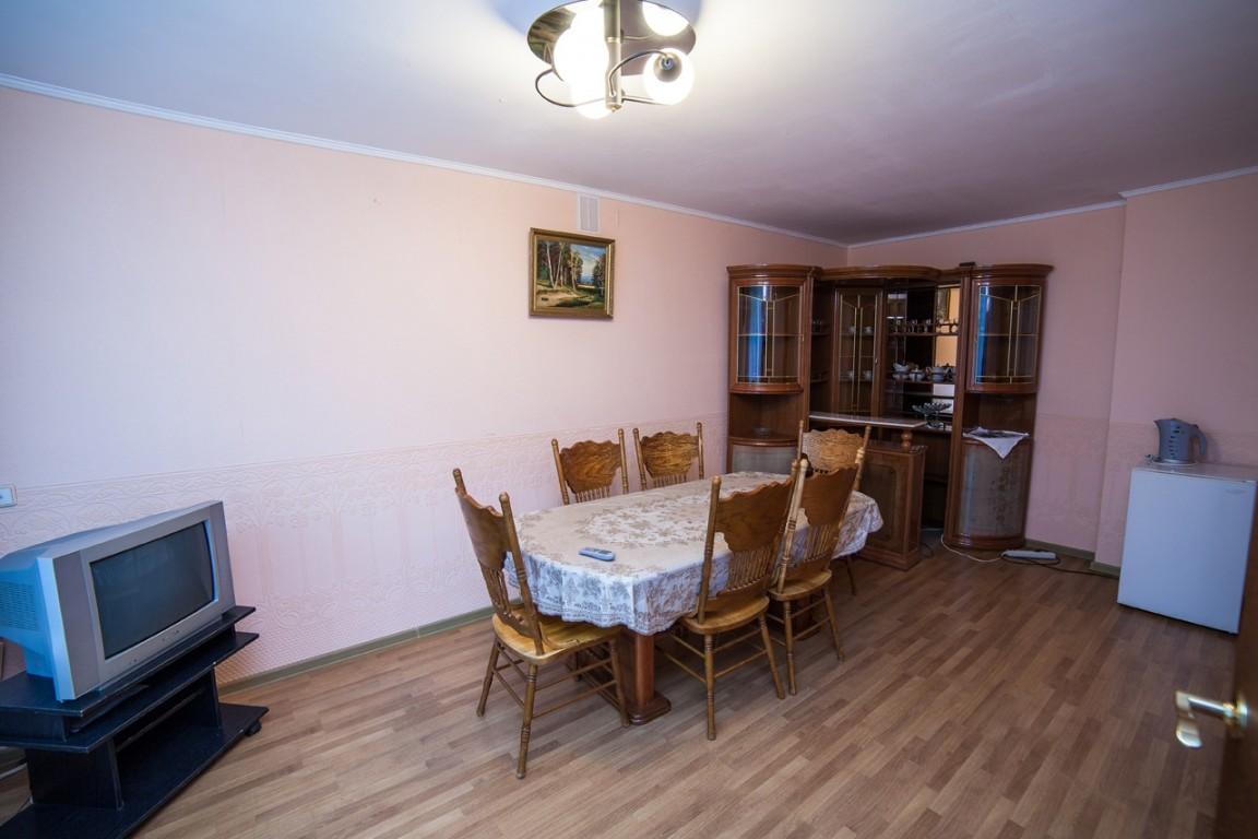 Дом отдыха Подмосковье (ЦВДО),комната в сауне