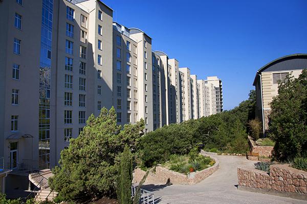 Гостиничный комплекс Бухта Мечты,Парк