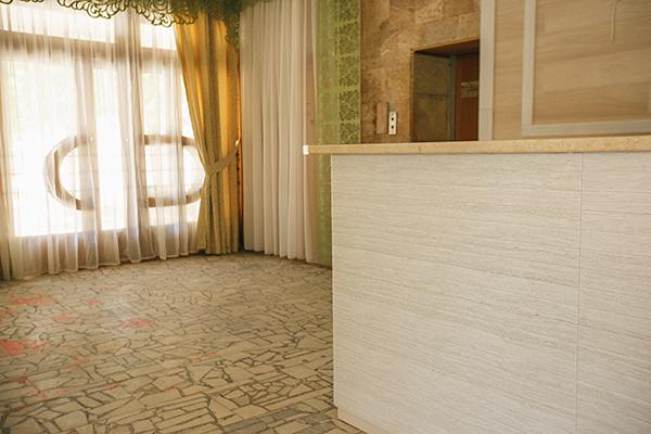 Санаторно-курортный комплекс Family Resort,Ресепшн