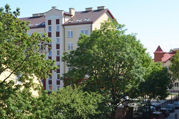 Отель Элиза Инн,Внешний вид