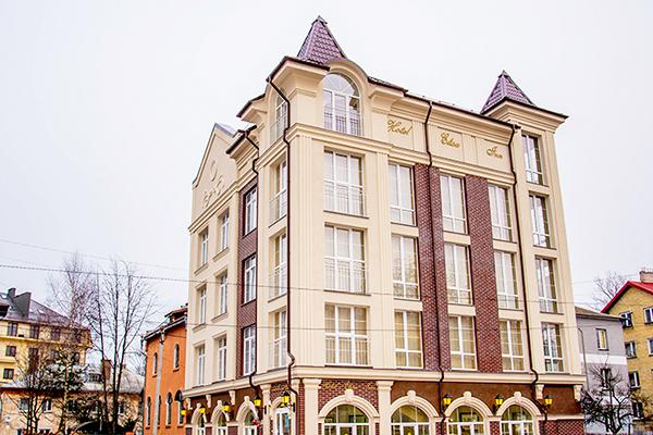 Отель Элиза Инн,