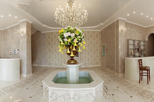 Отель Французский квартал,Лобби