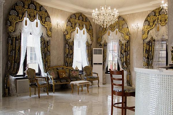 Отель Французский квартал,Лобби-гостиная