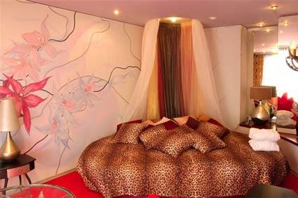Отель Тропикана,Люкс «Дикая орхидея»