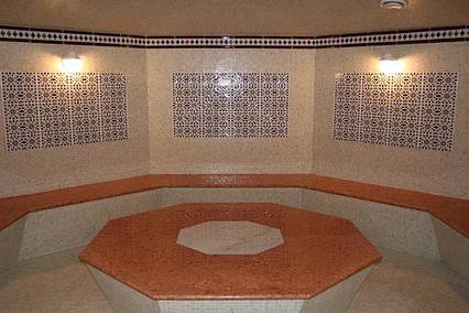 Отель Тропикана,Турецкая парная
