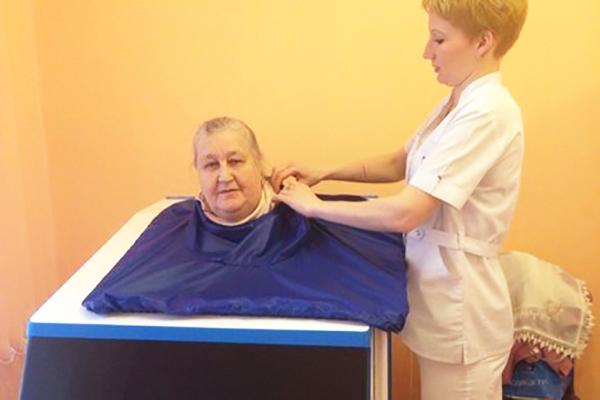 Санаторий Красная Глинка,Лечение