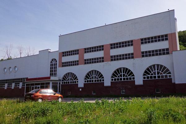 Санаторий Красная Глинка,Спортивный комплекс