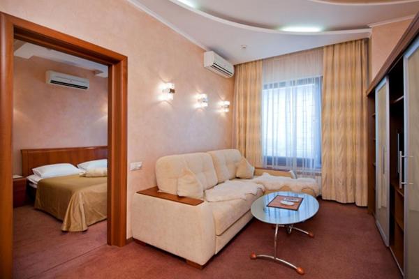 Гостиница Юг,2-комнатный улучшенный