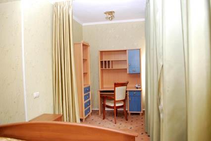 Отель Снегирек Экотель,Люкс