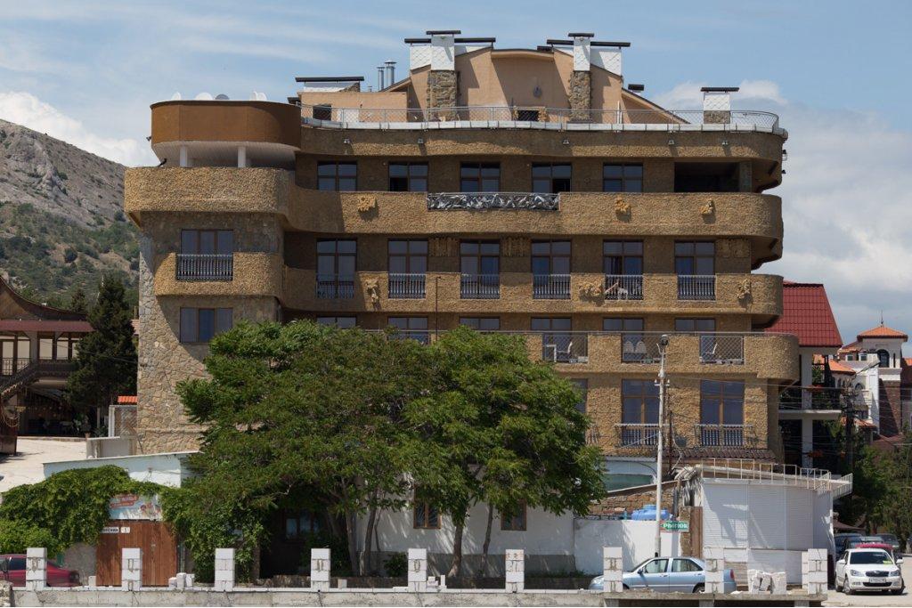 Гостиница Астарта,Корпус 1