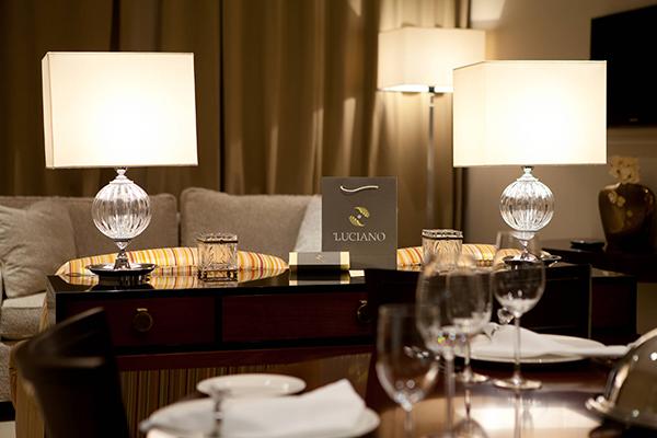 Отель LUCIANO SPA ,Апартаменты