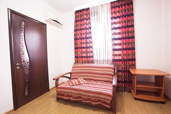 Гостевой дом Арго,Стандарт 2-местный 2-комнатный
