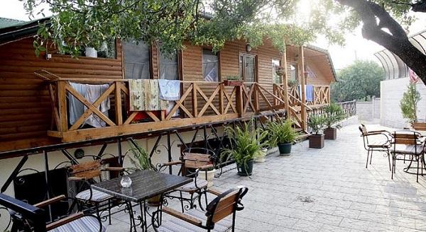Отель Эспаньола,Кафе