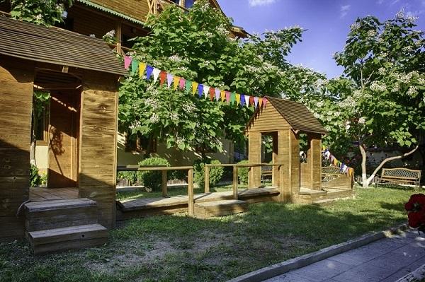 Отель Эспаньола,Детская площадка