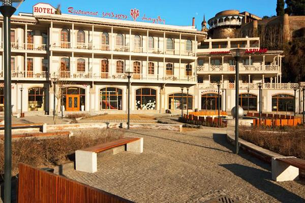 Отель Kopala Rikhe,Внешний вид