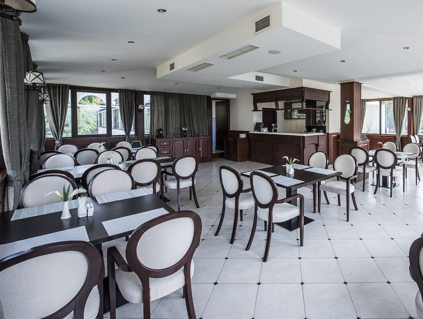 Отель Kopala Rikhe,ресторан2