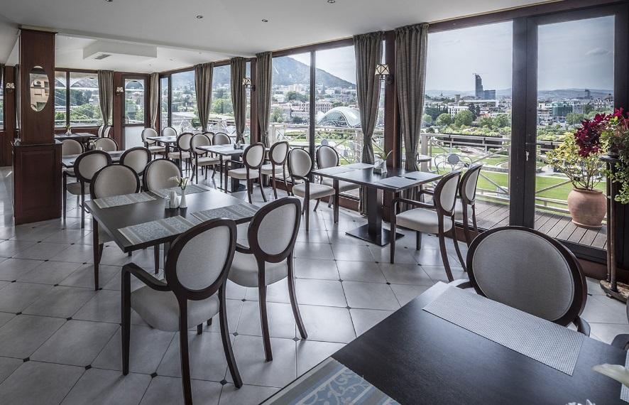 Отель Kopala Rikhe,ресторан4