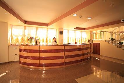 Отель Де Ла Мапа,Служба размещения