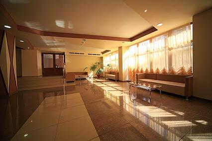 Отель Де Ла Мапа,Холл