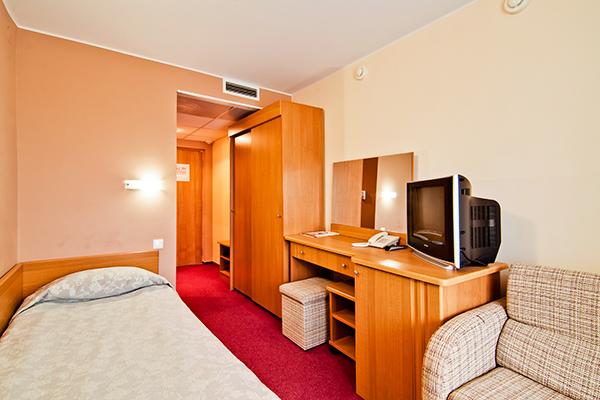 Отель Де Ла Мапа,Стандарт 1-местный 1-категории
