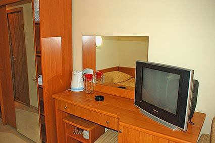 Отель Де Ла Мапа,Стандартный 1-местный 1-категория