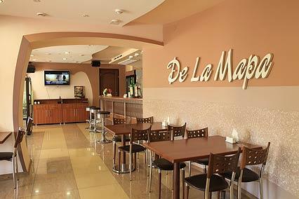 Отель Де Ла Мапа,Кафе