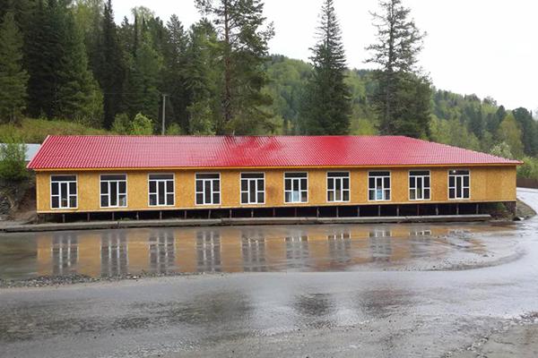 Турбаза Горное озеро,Корпус 2