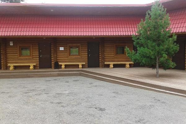 Турбаза Горное озеро,Корпус 1