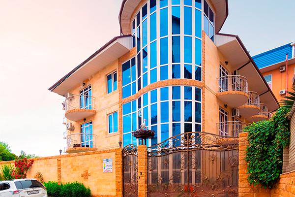 Гостевой дом Эльмира,Внешний Вид
