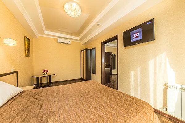 Отель Вилла Олива,2-х комнатный 4-х местный люкс