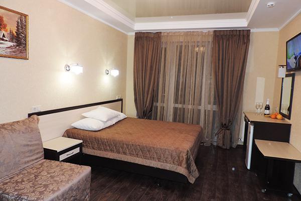 Отель Вилла Олива,3-х местный полулюкс
