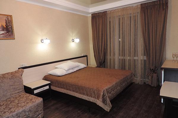 Отель Вилла Олива,Полулюкс 3-х местный