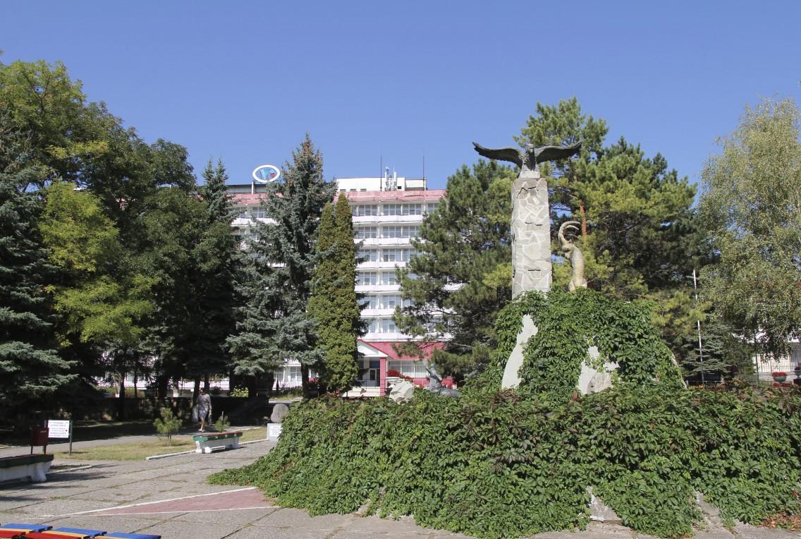 Санаторий Виктория,