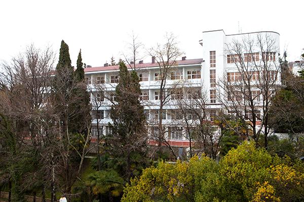 Санаторий Сочинский (бывш.им. Ворошилова),5 корпус