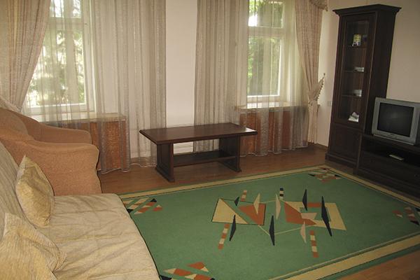 Санаторий Аврора,Люкс 2-местный 2-комнатный