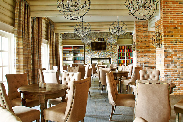 Парк-отель Времена Года,Ресторан